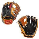 "RAWLINGS HEART OF THE HIDE GOLD GLOVE CLUB – PRO204-2TSS 11.5"" RHT Baseball"