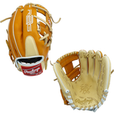 "RAWLINGS HEART OF THE HIDE R2G – PROR204-2CTW - 11.50"" RHT BASEBALL GLOVE"