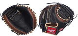 "RAWLINGS HEART OF THE HIDE - PROCM33BSL - 33.00"" RHT BASEBALL CATCHER'S MITT"
