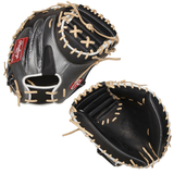 "RAWLINGS HEART OF THE HIDE - PROCM41BCF - 34.00"" RHT BASEBALL CATCHER'S MITT"