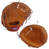 "RAWLINGS HEART OF THE HIDE - PROCM43-23 - 34.00"" RHT BASEBALL CATCHER'S MITT"