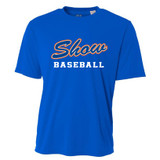San Diego Show Baseball Dri-fit royal