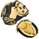 "ALL-STAR PRO-ELITE - CM3000SBT - 33.50"" RHT BASEBALL CATCHERS MITT"