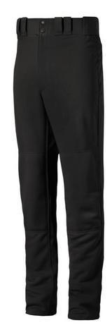 Mizuno Full Length Pant - Black