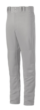 Mizuno Full Length Pant - Grey