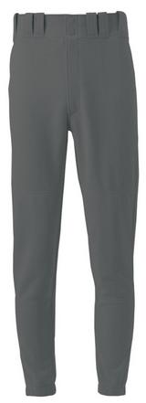 Mizuno Elastic Bottom Pants - Charcoal