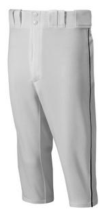 Mizuno Short Pant -Grey W/ BLACK, NAVY, ROYAL, SCARLET