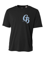Gwynn Practice Jersey  - Black