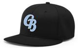 Gwynn Baseball Cap Black