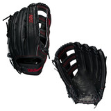 "WILSON A2K - WBW1000671275 - 12.75"" RHT BASEBALL GLOVE - SUPERSKIN™"