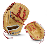 "WILSON A2000 - WBW10024434 - 34.00"" RHT FASTPITCH CATCHER'S MITT - AUBREE MONROE GAME MODEL"