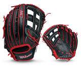 "WILSON A2K - WBW1002291275 - 12.75"" RHT BASEBALL GLOVE - JUAN SOTO GAME MODEL"