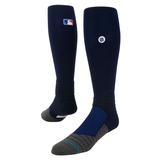 STANCE DIAMOND PRO OTC - NAVY BLUE- MLB ON-FIELD SOCKS