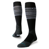 STANCE DIAMOND PRO STRIPE OTC - BLACK W/ WHITE STRIPE