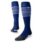STANCE DIAMOND PRO STRIPE OTC - ROYAL BLUE W/ WHITE STRIPE