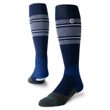 STANCE DIAMOND PRO STRIPE OTC - NAVY BLUE W/ WHITE STRIPE
