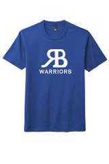 RB Warriors Cotton Crew Neck Tee
