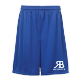 RB Warriors Shorts Blue