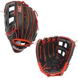 "WILSON A2K - WBW1002301275 - 12.75"" LHT BASEBALL GLOVE - JUAN SOTO GAME MODEL"