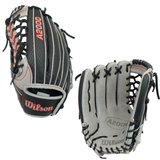 """WILSON A2000 - WBW1001111225 - 12.25"""" LHT BASEBALL GLOVE - SUPERSKIN - PEDROIA FIT"""