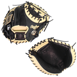 "RAWLINGS HEART OF THE HIDE - PROYM4BC - 34.00"" RHT BASEBALL CATCHER'S MITT - YADIER MOLINA GAME MODEL"