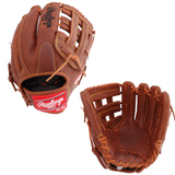 "RAWLINGS HEART OF THE HIDE - PRO206-6 - 12.00"" RHT BASEBALL GLOVE - TIMBERGLAZE"