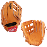 "RAWLINGS HEART OF THE HIDE - PRO208-6 - 12.50"" RHT BASEBALL GLOVE - TAN"