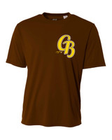 Gwynn Practice Jersey  - Brown