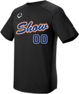 San Diego Show EvoShield Game Jersey