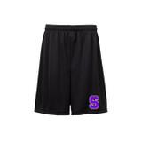 SBA Practice Shorts - Black