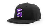 SBA Flexfit Cap  - Black