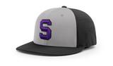 SBA Flexfit Cap  - Grey/Black