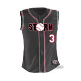 WC Storm Game Jersey  - Grey
