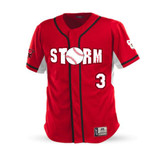 WC Storm Game Jersey  - Red