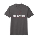 Regulators Cotton Team Shirt - Charcoal