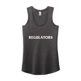 Regulators Tank - Charcoal