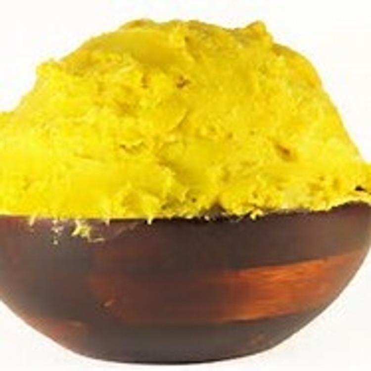 Shea Butter - Raw/Dark Yellow