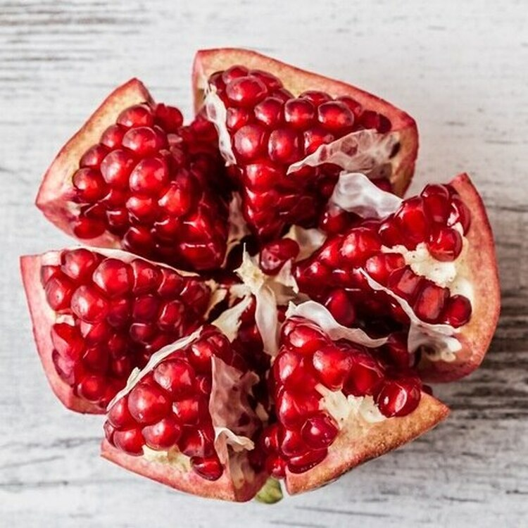 Pomegranate Butter