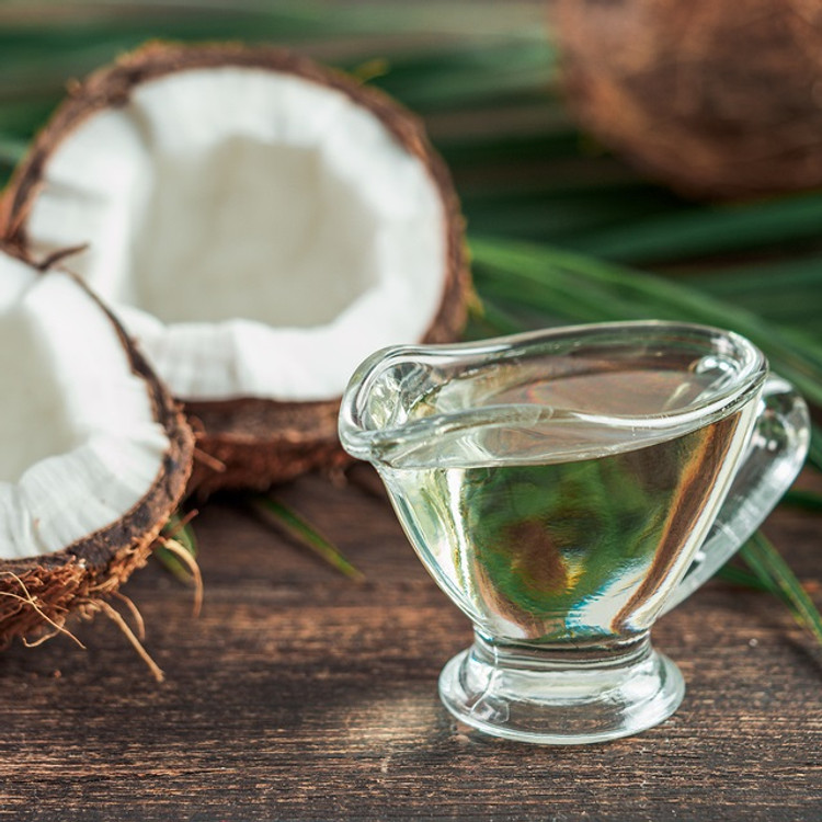 Fractionated Coconut Oil (MCT 100% Coconut Oil)