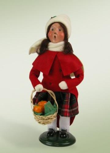Caroling Girl