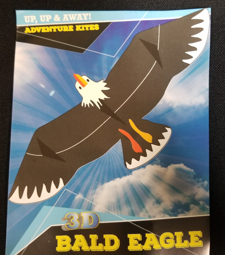 These 3D Adventure Kites are so much for everyone in the house! So realist and perfect for the beautiful weather ahead