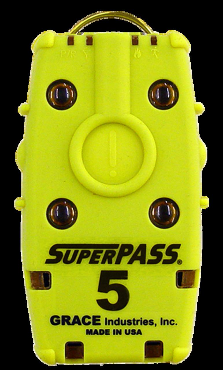 Grace Industries Super Pass II 2 SCBA Alarm with Heat Sensor