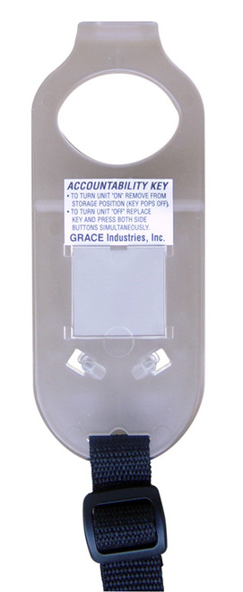 AKS3T4: Super PASS® 3 Accountability Key