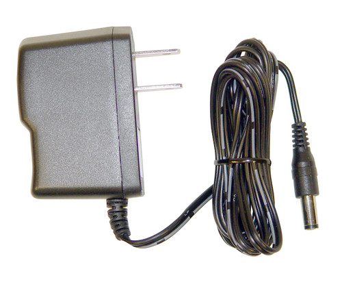 KC1A-120V: 120VAC Wall Power Adapter for Rechargeable LTX200, SC500, and TPASS 3