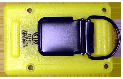 BPT3: TPASS®3 Back Plate (9 Volt) Non-Rechargeable