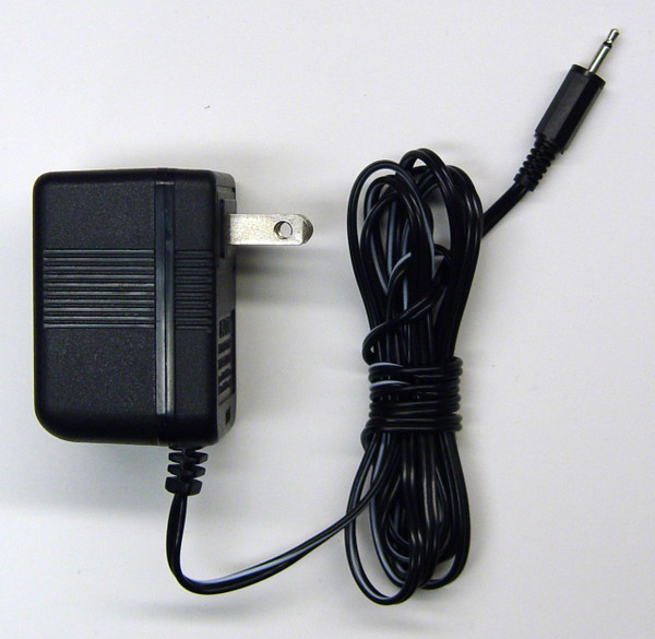 G-850-120VAC: 120VAC Wall Charger For Use With Models 850 & 851. 6 volts @500Ma (G-850-120VAC)