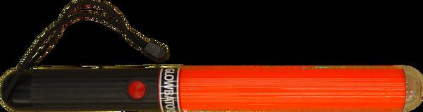 """GB100-G-R: Glow Baton® """"Glow Only"""" Red"""