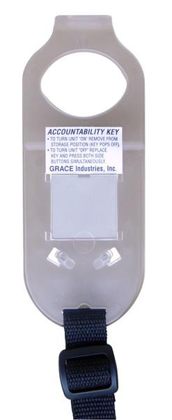 AKS3T4: Super PASS® 3 Accountability Key