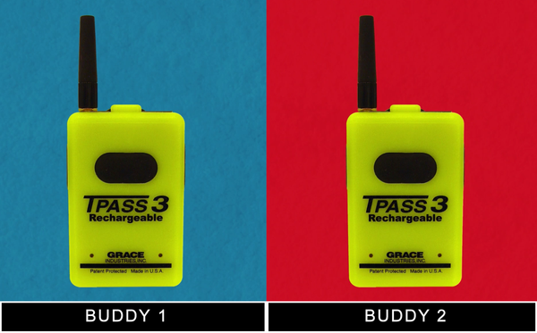 Grace Lone Worker TPASS®3 AM Buddy System Package