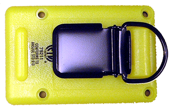 BPT3R: TPASS®3 Back Plate - Rechargeable
